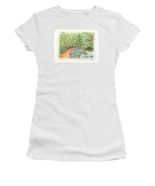 Footbridge Women's T-Shirt
