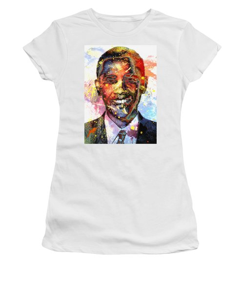 For A Colored World Women's T-Shirt (Athletic Fit)