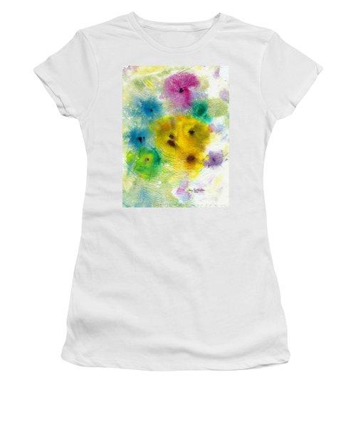 For Elise Women's T-Shirt (Junior Cut) by Joan Hartenstein
