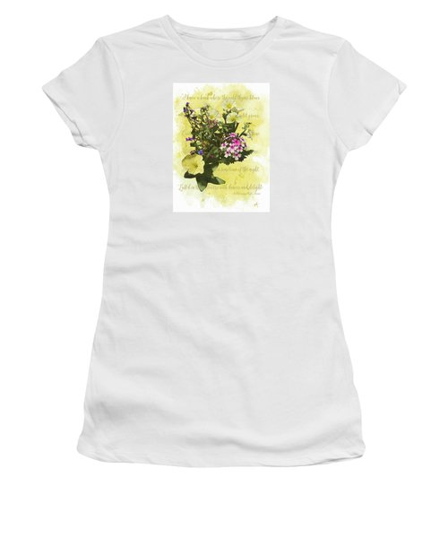 For Titania Women's T-Shirt