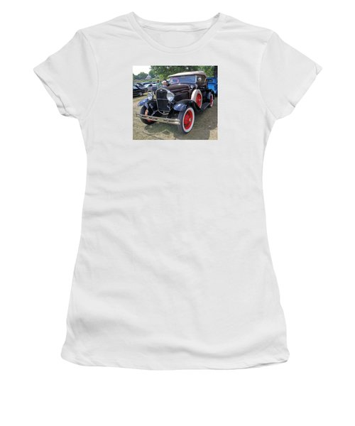 Ford 1931 Women's T-Shirt (Athletic Fit)