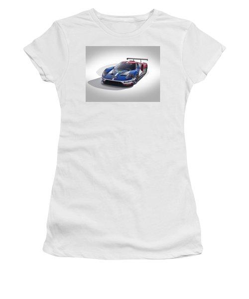 Ford Gt Women's T-Shirt