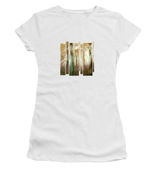 Forest Light Women's T-Shirt