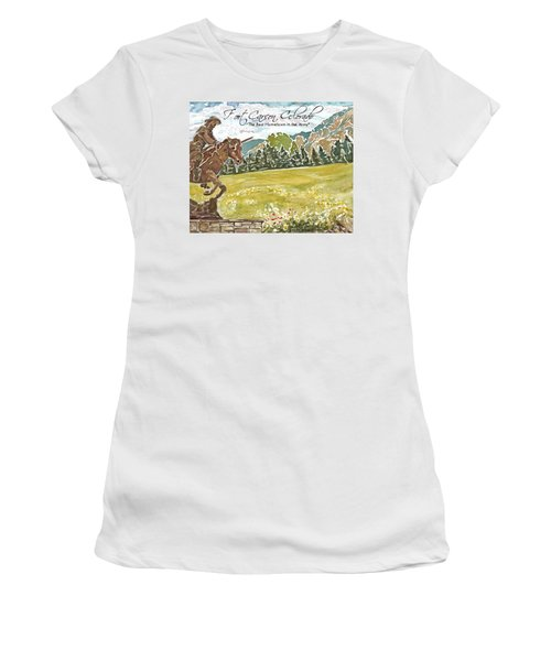 Best Hometown In The Army Women's T-Shirt