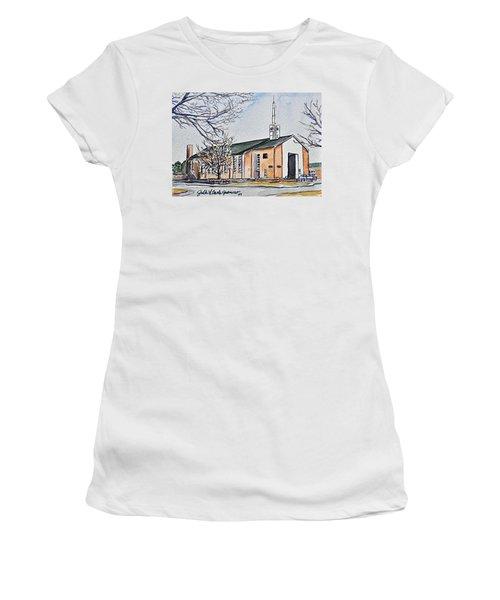 Soldier's Memorial Chapel Women's T-Shirt