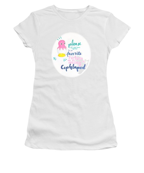 Fortune-teller Women's T-Shirt (Athletic Fit)