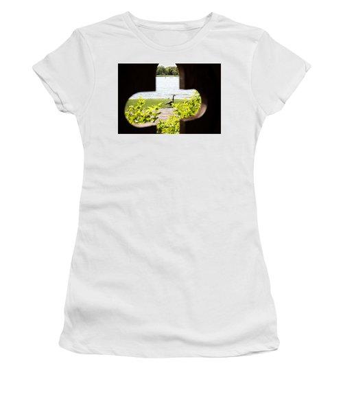 Framed Nature Women's T-Shirt