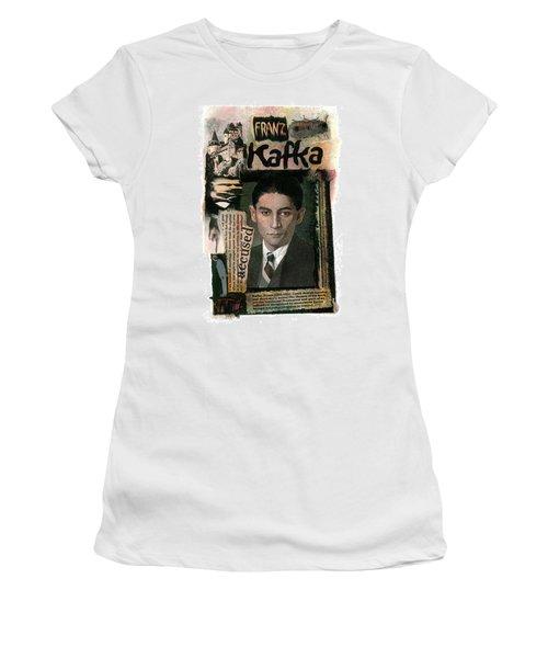 Franz Kafka Women's T-Shirt