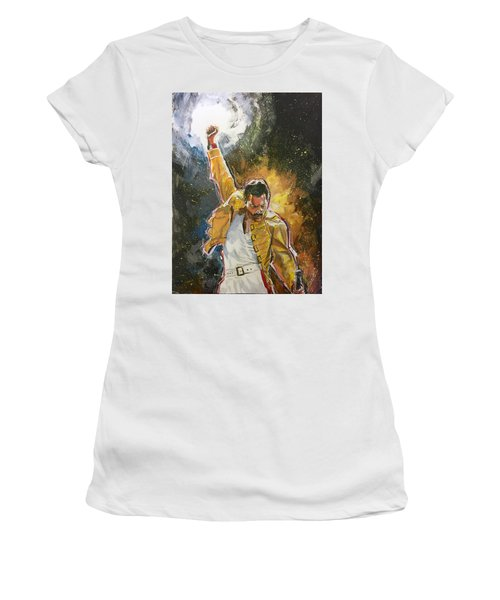 Freddie Women's T-Shirt