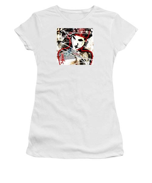 Free Women's T-Shirt (Athletic Fit)