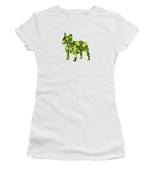 French Bulldog - Animal Art Women's T-Shirt