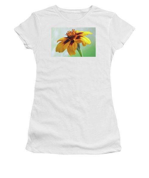 French Marigold Women's T-Shirt (Athletic Fit)