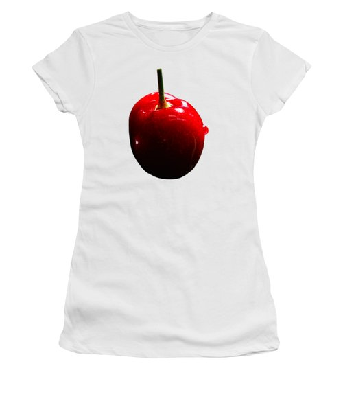 Fresh Cherry To Be Picked Women's T-Shirt (Athletic Fit)