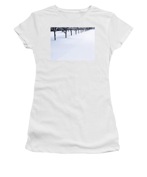 Fresh Snow Women's T-Shirt