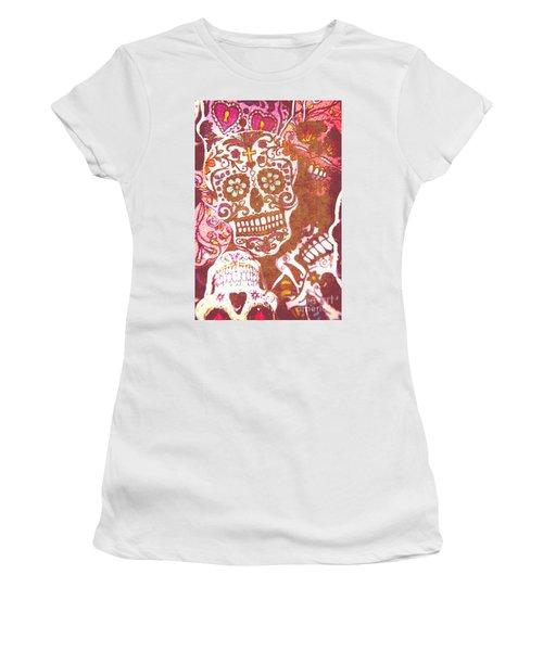 From A Tribal Design Women's T-Shirt