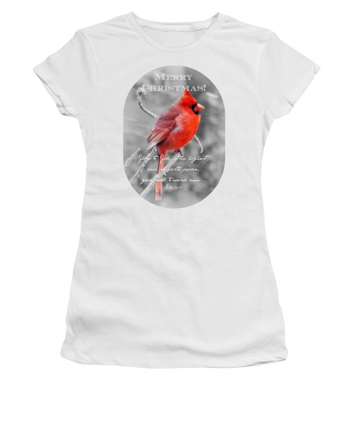Frosted - Christmas Women's T-Shirt