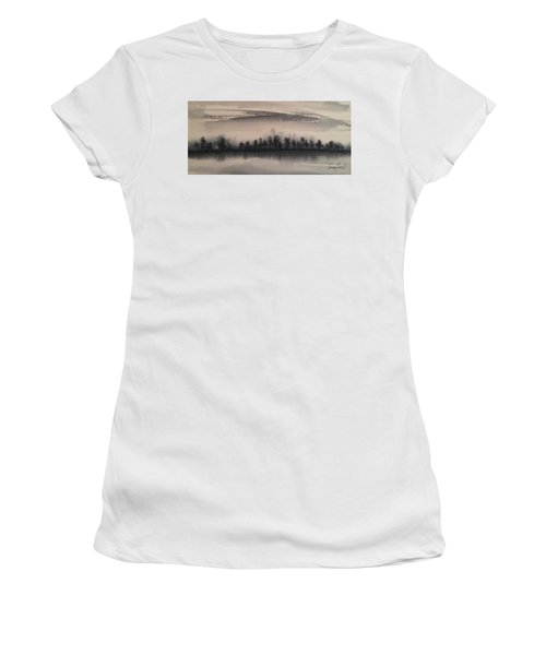 Frozen Fields  Women's T-Shirt