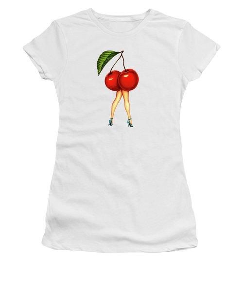 Fruit Stand- Cherry Women's T-Shirt