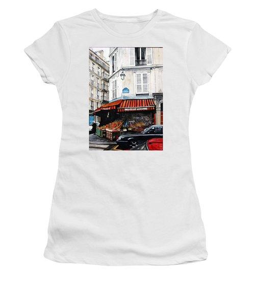 Fruits Et Legumes Women's T-Shirt