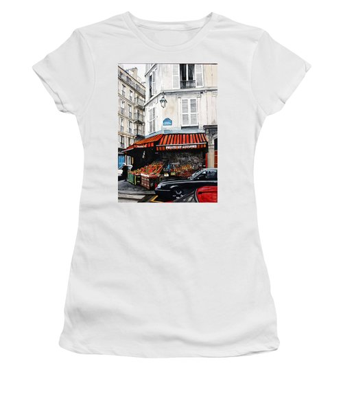 Fruits Et Legumes Women's T-Shirt