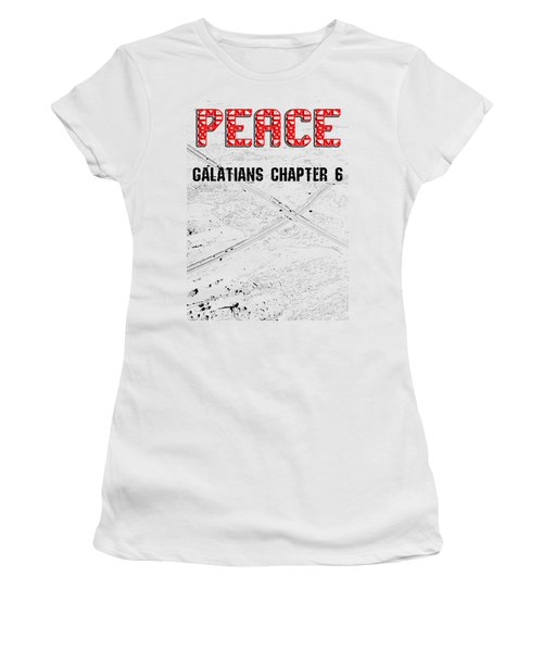 Galatians Chapter 6 Women's T-Shirt