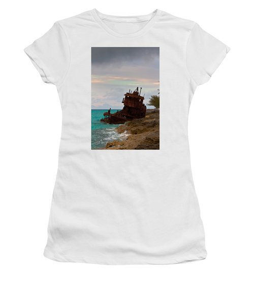 Gallant Lady Aground Women's T-Shirt (Athletic Fit)