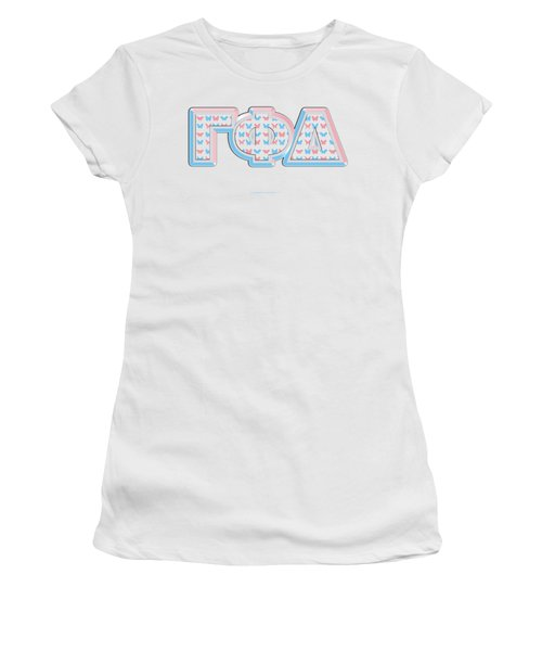 Gamma Phi Delta Greek Women's T-Shirt