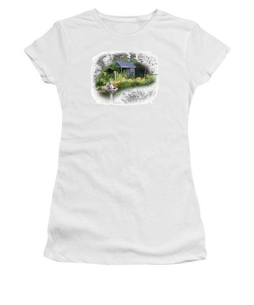 Garden House Women's T-Shirt