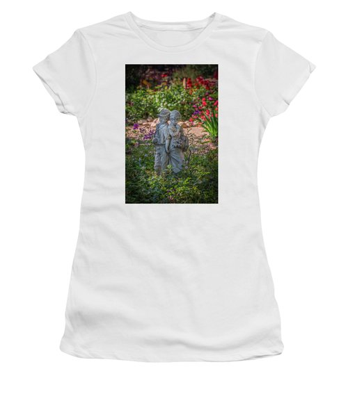 Garden Lovers Women's T-Shirt (Athletic Fit)