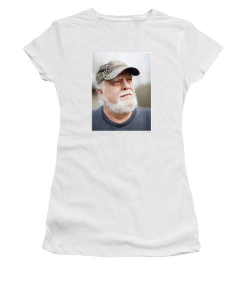 Gary Women's T-Shirt (Junior Cut) by Glenn Gemmell