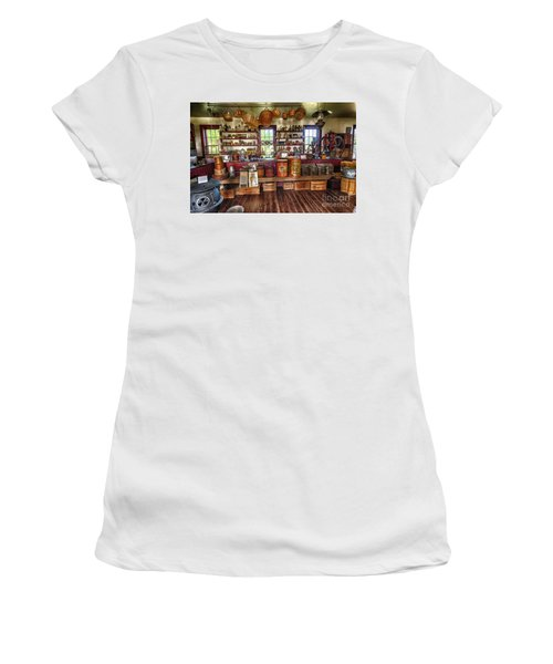 General Store Alive Women's T-Shirt (Athletic Fit)