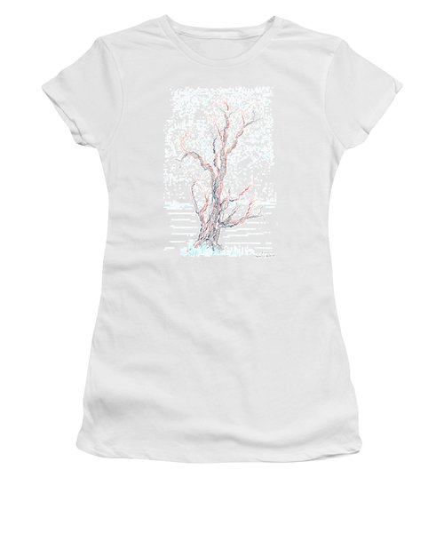 Genetic Branches Women's T-Shirt (Athletic Fit)