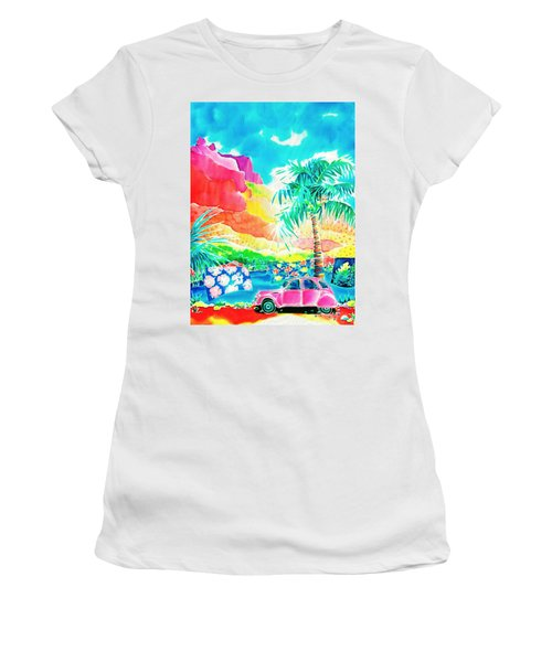 Gentle Breeze Women's T-Shirt
