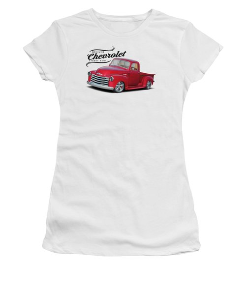 Genuine Street Rod Women's T-Shirt (Athletic Fit)
