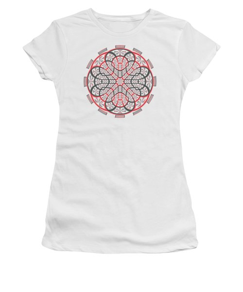 Geometric Mandala Women's T-Shirt