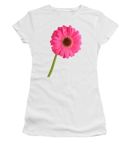 Gerbera Women's T-Shirt (Athletic Fit)
