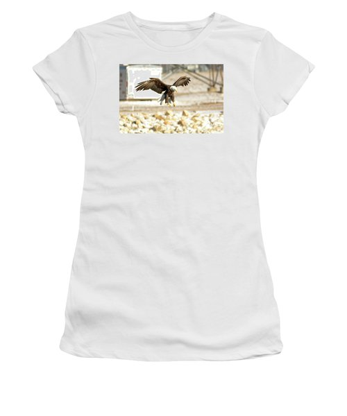 Getting Ready Women's T-Shirt