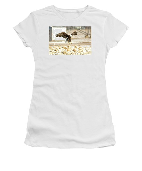 Getting Ready Women's T-Shirt