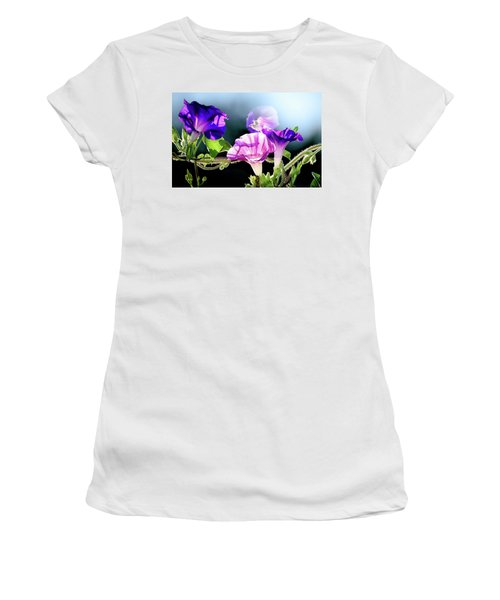 Gifts From My Garden Women's T-Shirt (Athletic Fit)