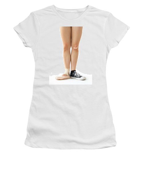 Girls Will Be Girls Women's T-Shirt (Athletic Fit)
