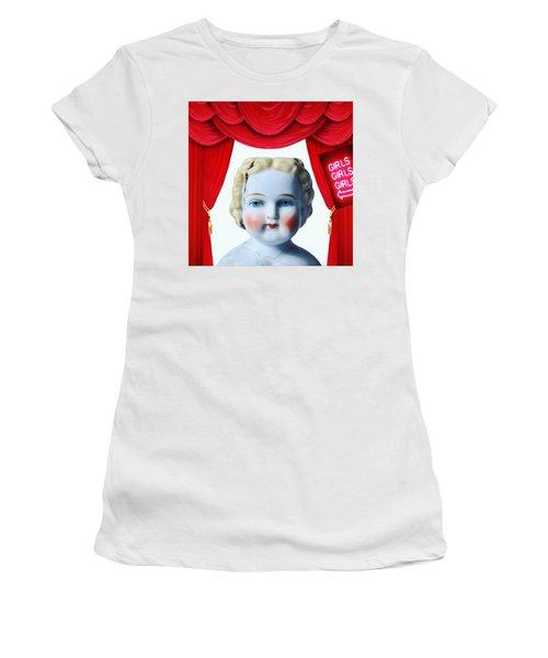 Girls Girls Girls Women's T-Shirt