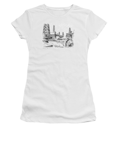 Gladys City Women's T-Shirt
