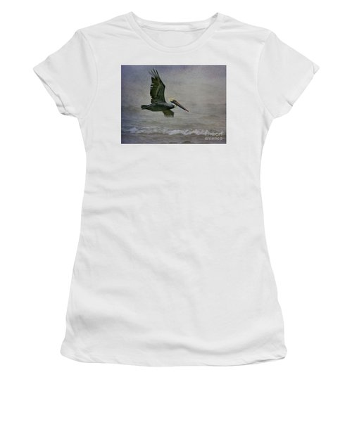 Gliding  Women's T-Shirt (Athletic Fit)