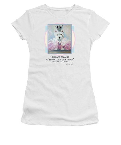 Glinda Says Women's T-Shirt