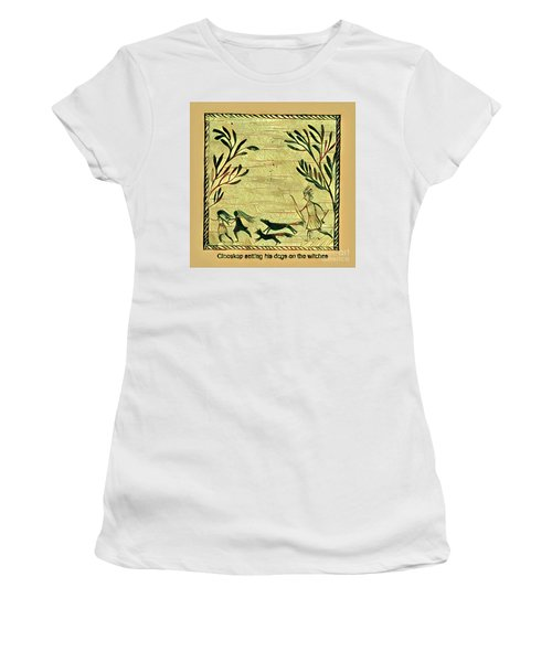 Glooscap And The Witches Women's T-Shirt
