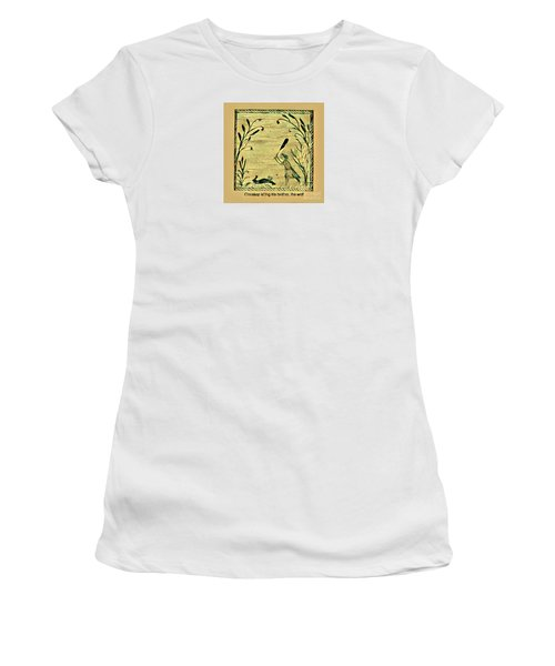 Glooscap Kills The Wolf Women's T-Shirt