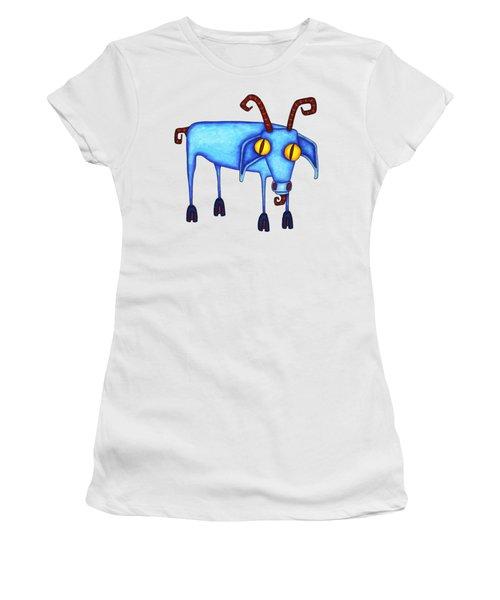 Goat Women's T-Shirt (Junior Cut)
