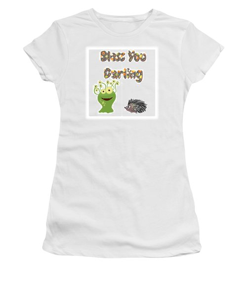 God Bless The Child Women's T-Shirt (Athletic Fit)