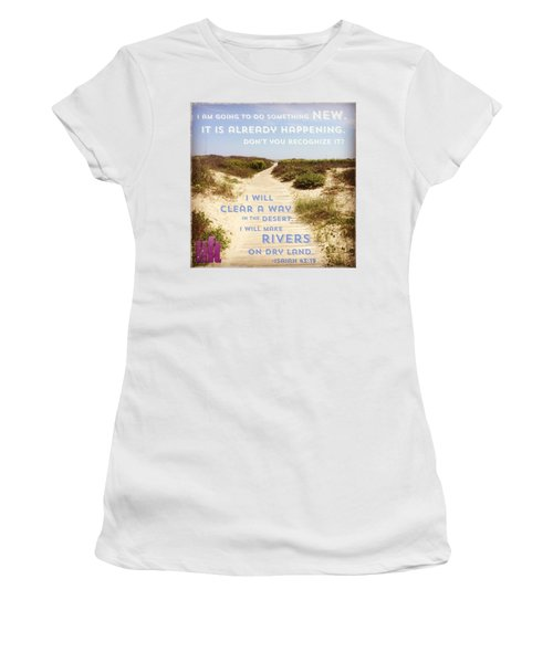 God Is Able To Make A Way Where There Women's T-Shirt