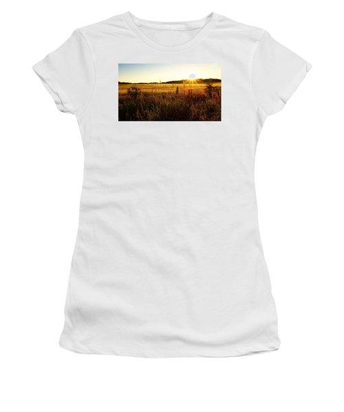 Golden Fields Women's T-Shirt